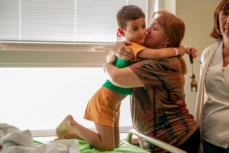 """""""Survived on water and grass"""": boy (5) loses mommy and roams in wilderness"""