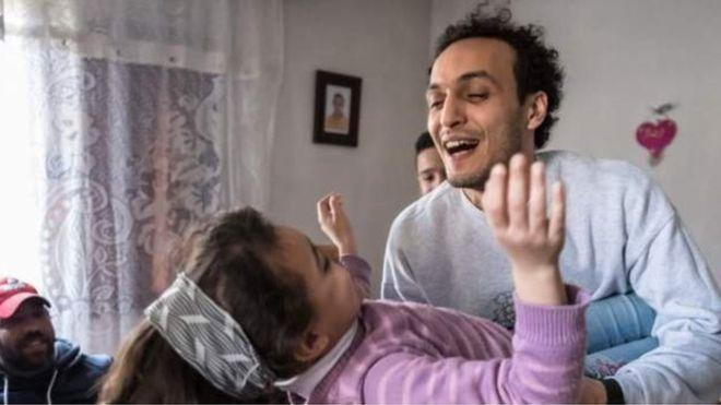 Egyptian photojournalist released after five years in prison