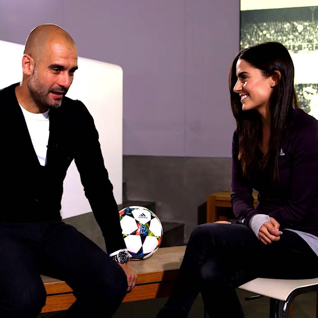 Remarkable story of Layla Anna-Lee and Player of FC Barcelona