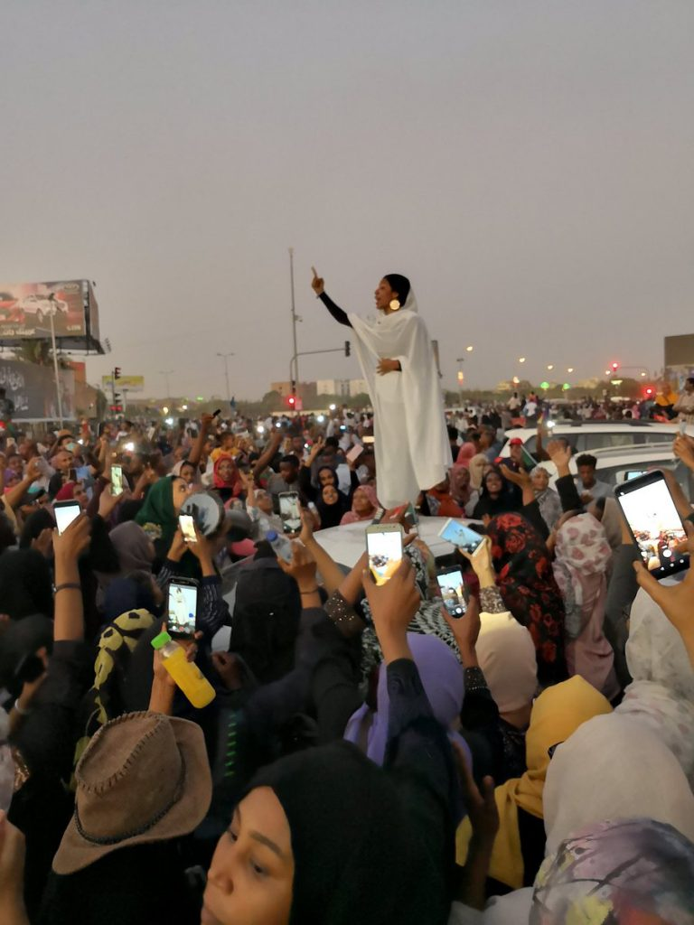Meet the iconic women behind the Sudan Uprising