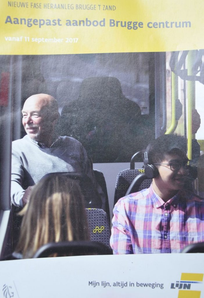 Marc (66) angry with De Lijn for using his photo... they resemble