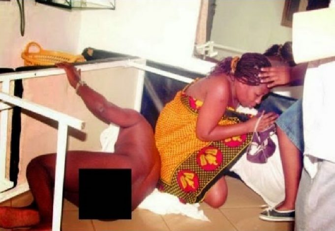 I caught pastor drilling my wife under the table - Husband