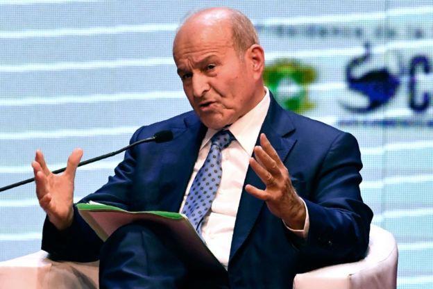 In Algeria, CEO of Sonatrach sacked