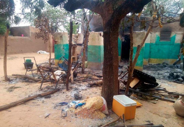 Jihadists kill ten soldiers in Mali