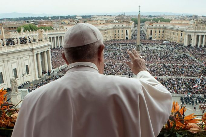 """Vatican: """"man has no right to change sex"""""""