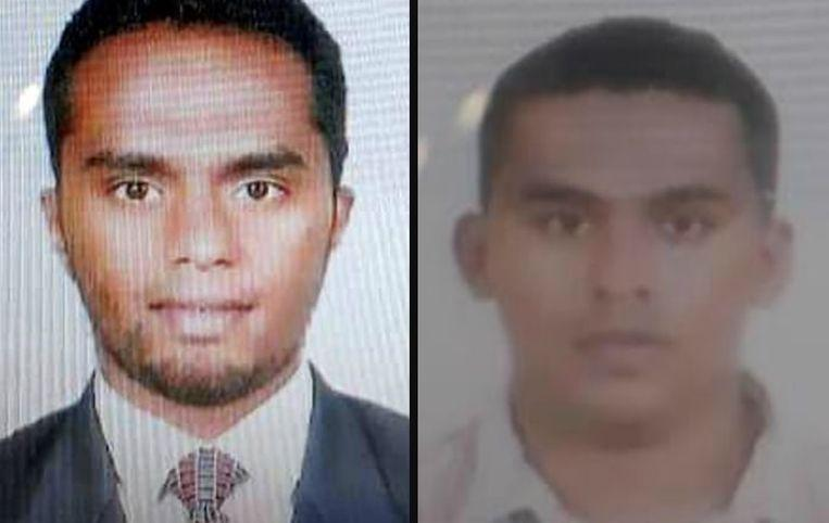 Inshaf and Ilham, rich brothers that blew themselves in Sri Lanka