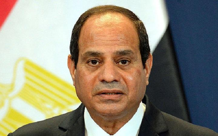 Almost 90% for constitutional change that gives Al-Sisi more power