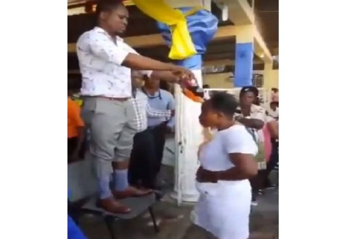 'Anointing Soda': Pastor showers his gatherings with soft drinks [Video]