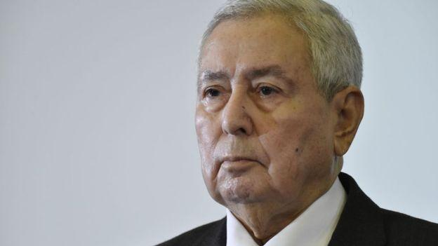 In Algeria, two candidacies filed for the presidential election