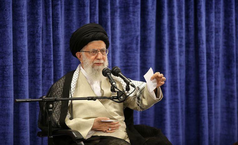 Iranian Grand Ayatollah Khamenei excludes war with the US