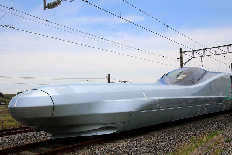 World Fastest bullet train to race on Japanese tracks in 2030