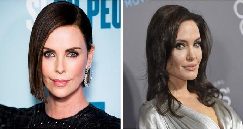 Charlize Theron responds to alleged quarrel with Angelina Jolie