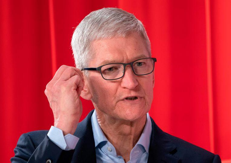 """Apple CEO Tim Cook: """"Digital privacy is in crisis"""""""