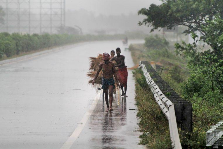 Million people evacuated for the passing of cyclone Fani in India