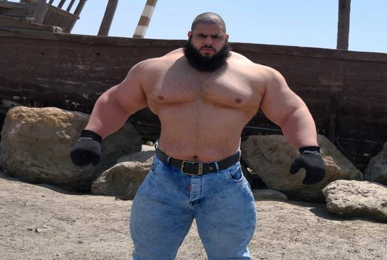 'Iranian Hulk' who wanted to ruin IS in 2016, will enter MMA cage