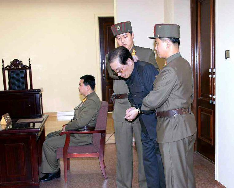 """Kim Jong-un had his uncle executed and exhibited his head as an example"""