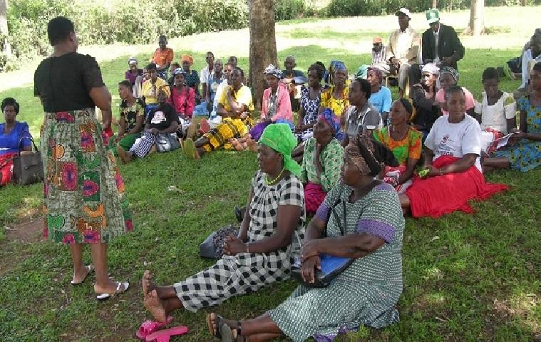 In Kenya, women marry their surrogate mothers [Photos]