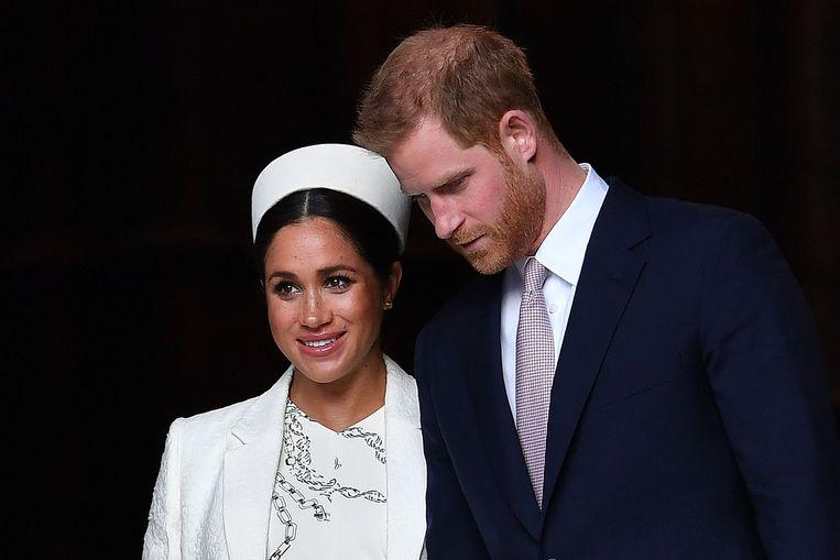 Meghan Markle gave birth to a boy