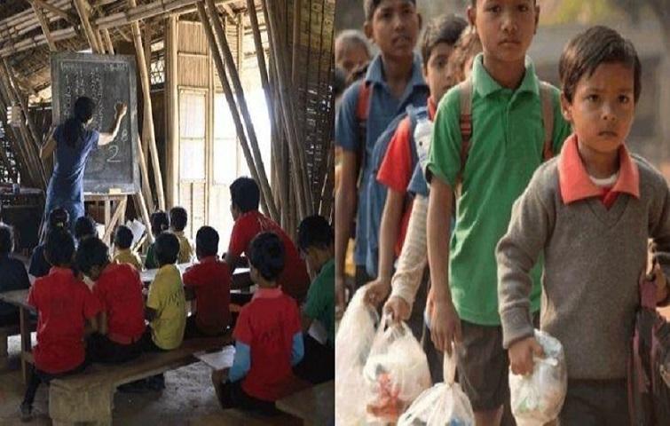 Akshar Forum: School accepts plastic waste as tuition fee
