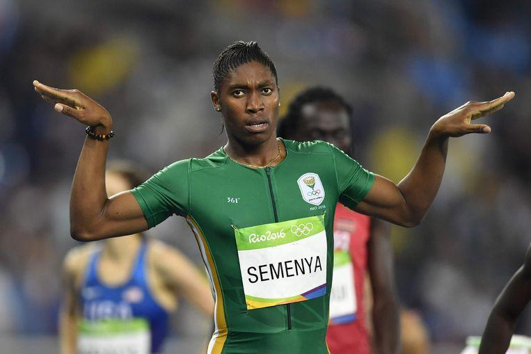"""Caster Semenya, 10 years of controversy about her gender: """"Take a good look, for me this is not a woman"""""""