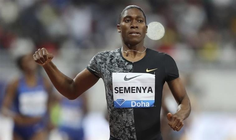 Caster Semenya, 10 years of controversy about her gender: