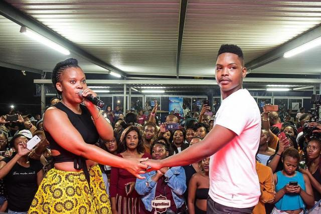 """As women, we give our men money to marry us"" - Zodwa proposes her friend"