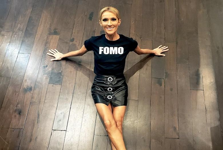 """Fans worried about skinny Celine Dion: """"I love you, but you're too thin"""""""
