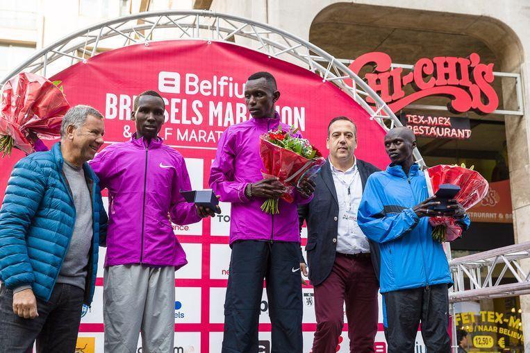 Photo of Kenyan marathon runner Felix Kirwa receives a doping suspension, just like his sister