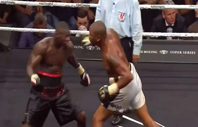 """KO Doctor"" diagnosed his rival by fantastic KO on his nose [Video]"