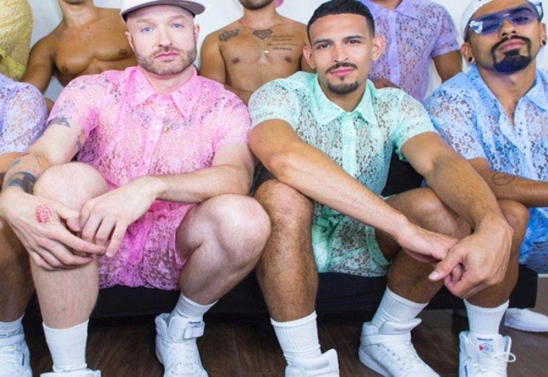 Photo of Will lace outfits be the new summer fashion for men?