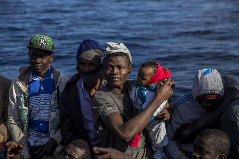 Photo of Fewer migrants via the western and central route to Europe
