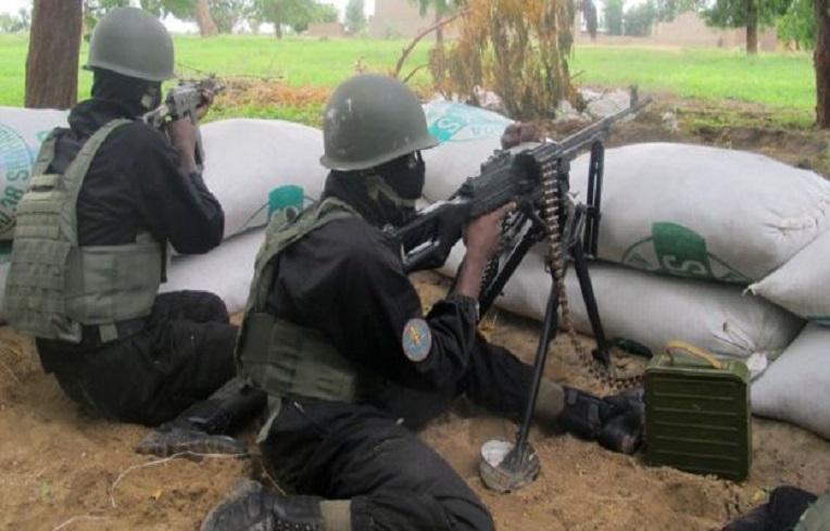 Eighteen IS jihadists were killed in Niger