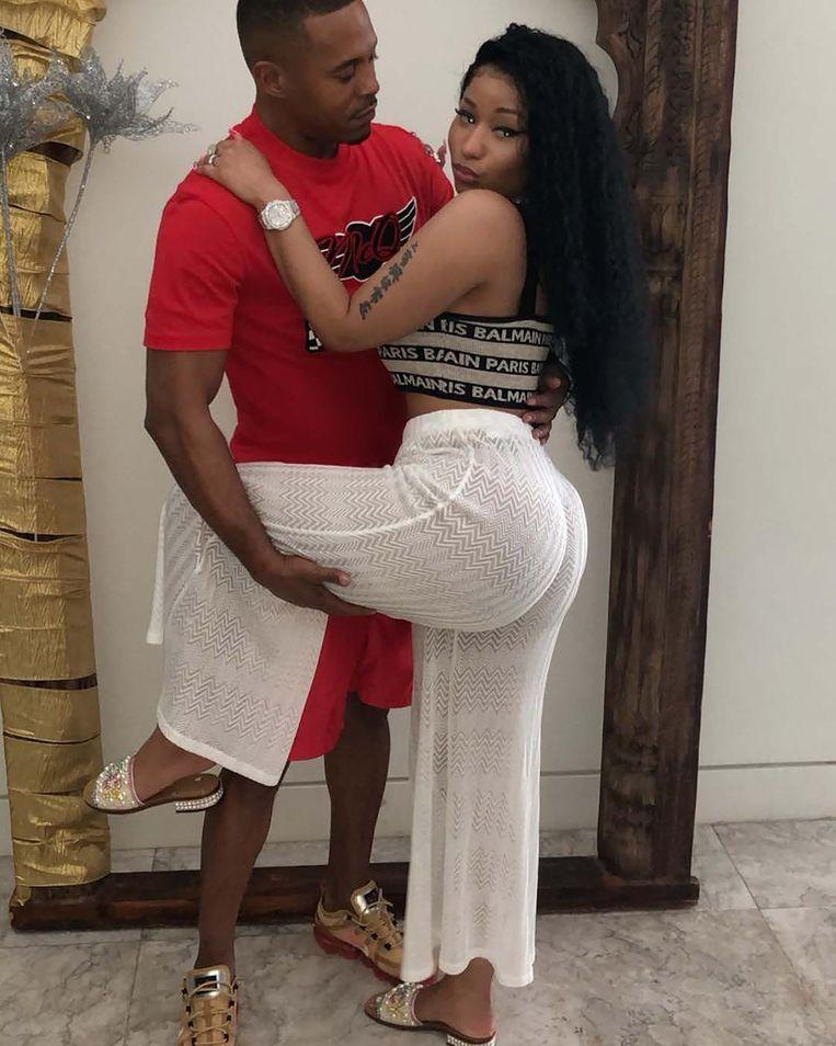 """Nicki Minaj is thinking about getting married: """"He is my soulmate"""""""