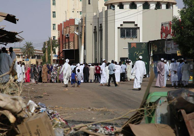 """Police use tear gas against first day """"civil disobedience"""" in Sudan"""