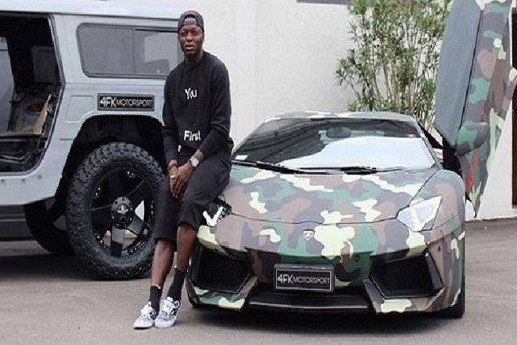 African footballers with most expensive cars [Photos]