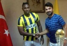 Gambian Footballer, alpha Jallow fired 24hr after signing