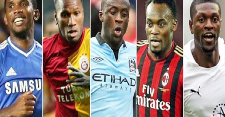 Photo of African footballers with most expensive cars [Photos]