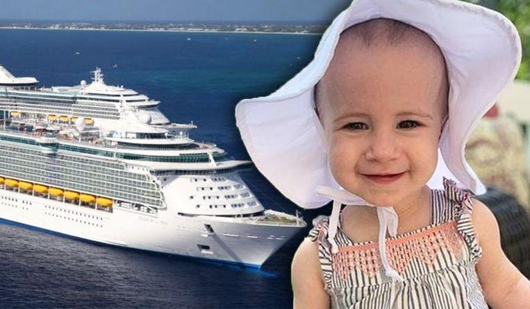 The Wiegand family / Freedom of the Seas Chloë (1) died on a cruise ship.