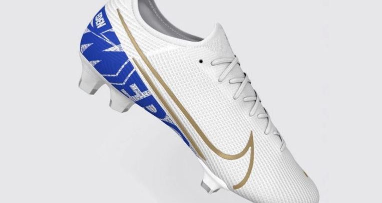Photo of Eden Hazard honors Chelsea with a new personalized boot