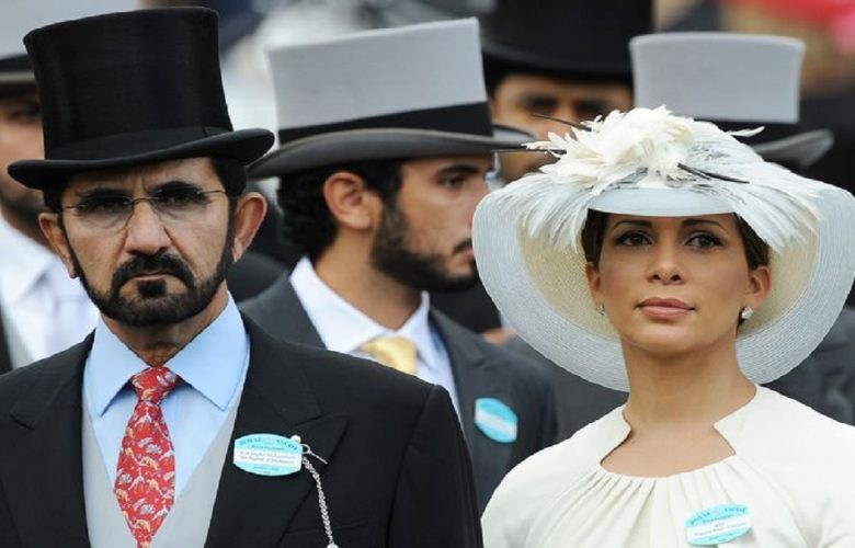 Is this the real reason why Princess Haya fled from Emir of Dubai?