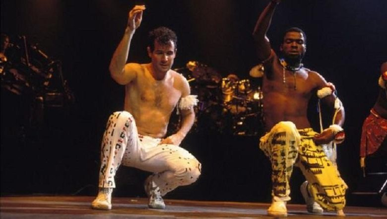 South African musician Johnny Clegg has passed away