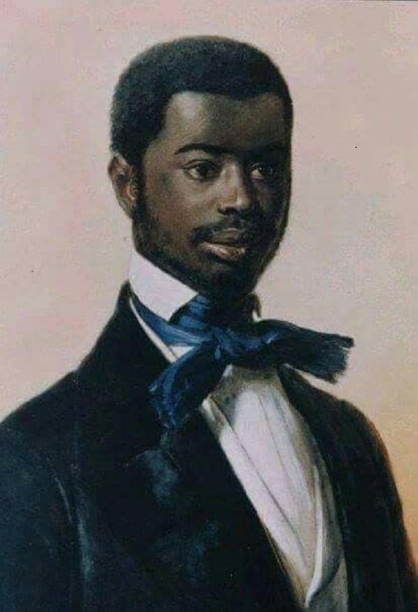 Kwasi Boakye, the Ghanaian prince and world's first black mining engineer