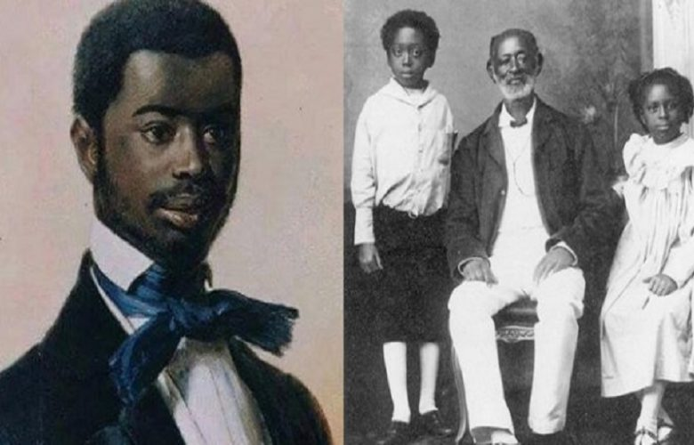 Kwasi Boakye, the Ghanaian prince and world's first black mining engineer