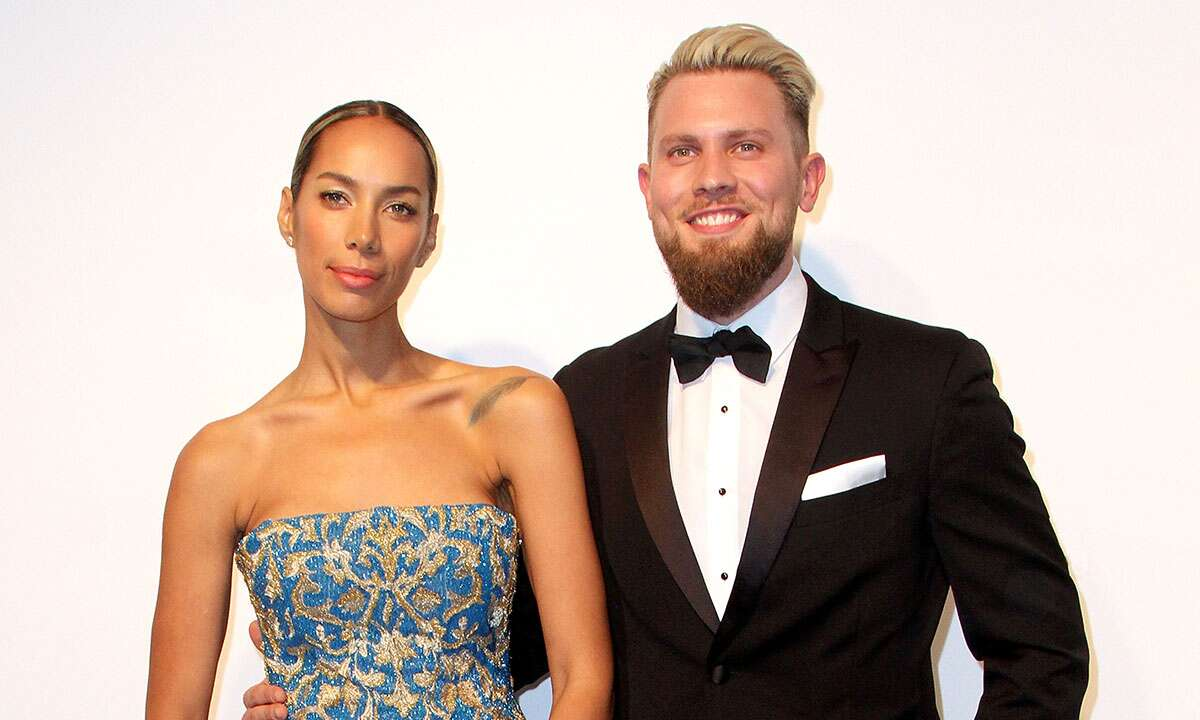 Leona Lewis married in Italy