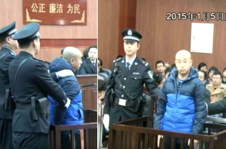 """""""Smiling killer"""" Zhao Zhihong executed in China"""