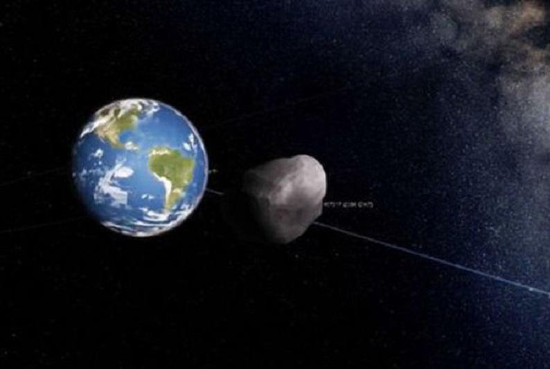 Impressive space stone 2000 QW7 also flying around Earth without risk this time