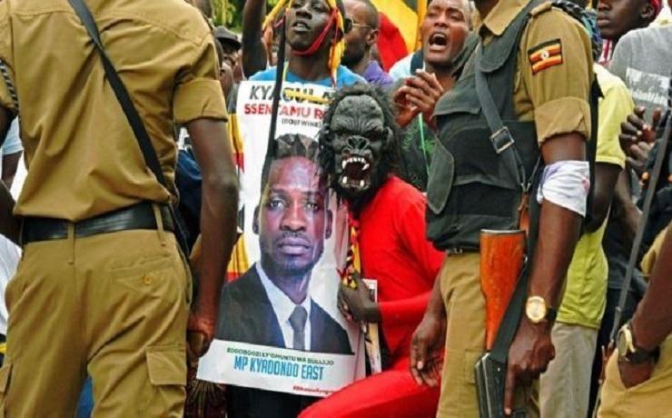 Uganda star Bobi Wine charge for provoking president