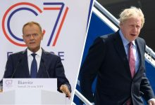 Photo of Who will become 'Mr. No Deal'? Tusk and Johnson are turning Brexitpite