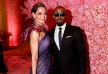 Jamie Foxx and Katie Holmes have been apart for months