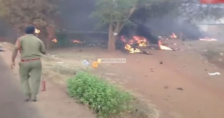 Photo of At least 60 dead in tanker explosion in Tanzania